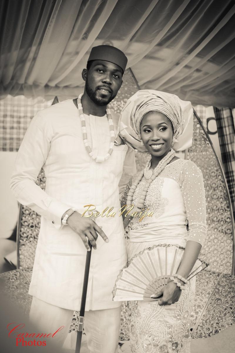Adanma Ohakim & Amaha Igbo Traditional Wedding in Imo State, Nigeria - December 2014 | BellaNaija.1 (103)