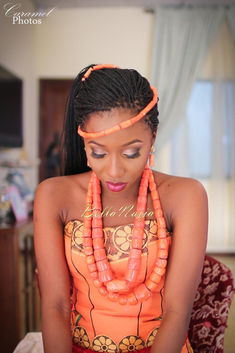 Adanma Ohakim & Amaha Igbo Traditional Wedding in Imo State, Nigeria - December 2014 | BellaNaija.1 (26)