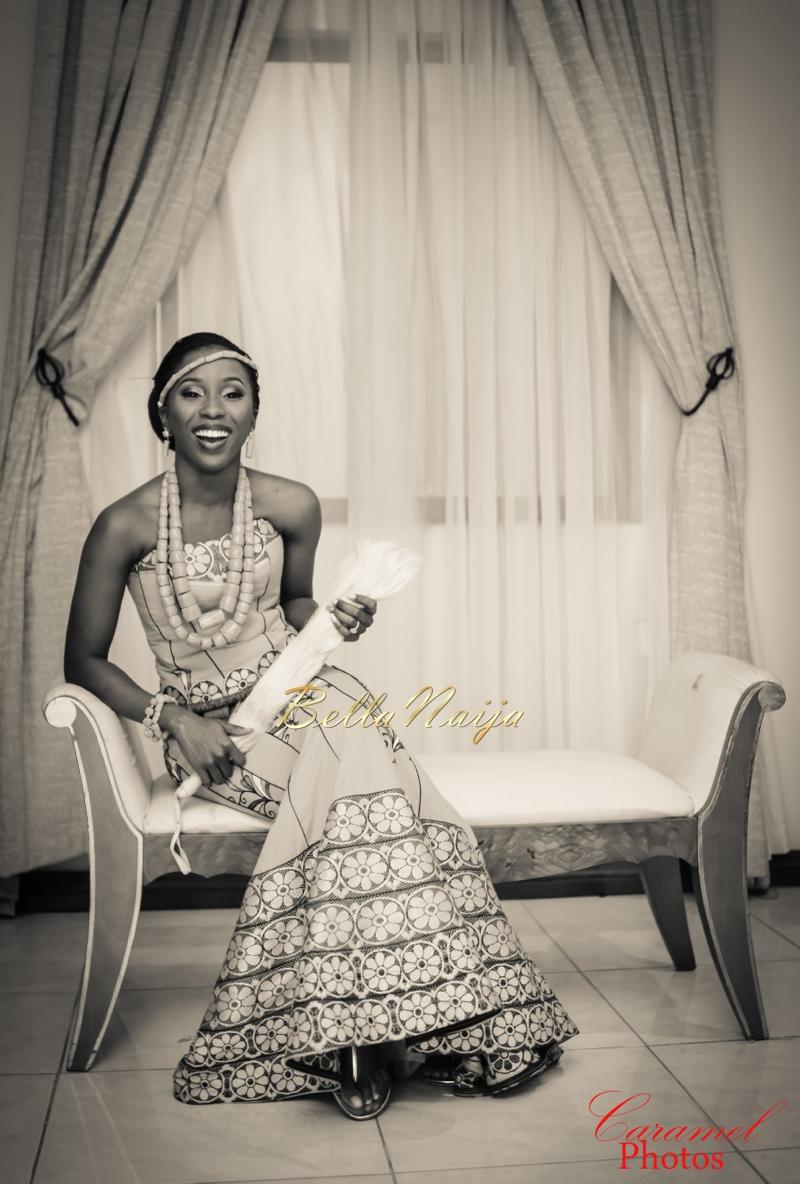 Adanma Ohakim & Amaha Igbo Traditional Wedding in Imo State, Nigeria - December 2014 | BellaNaija.1 (30)