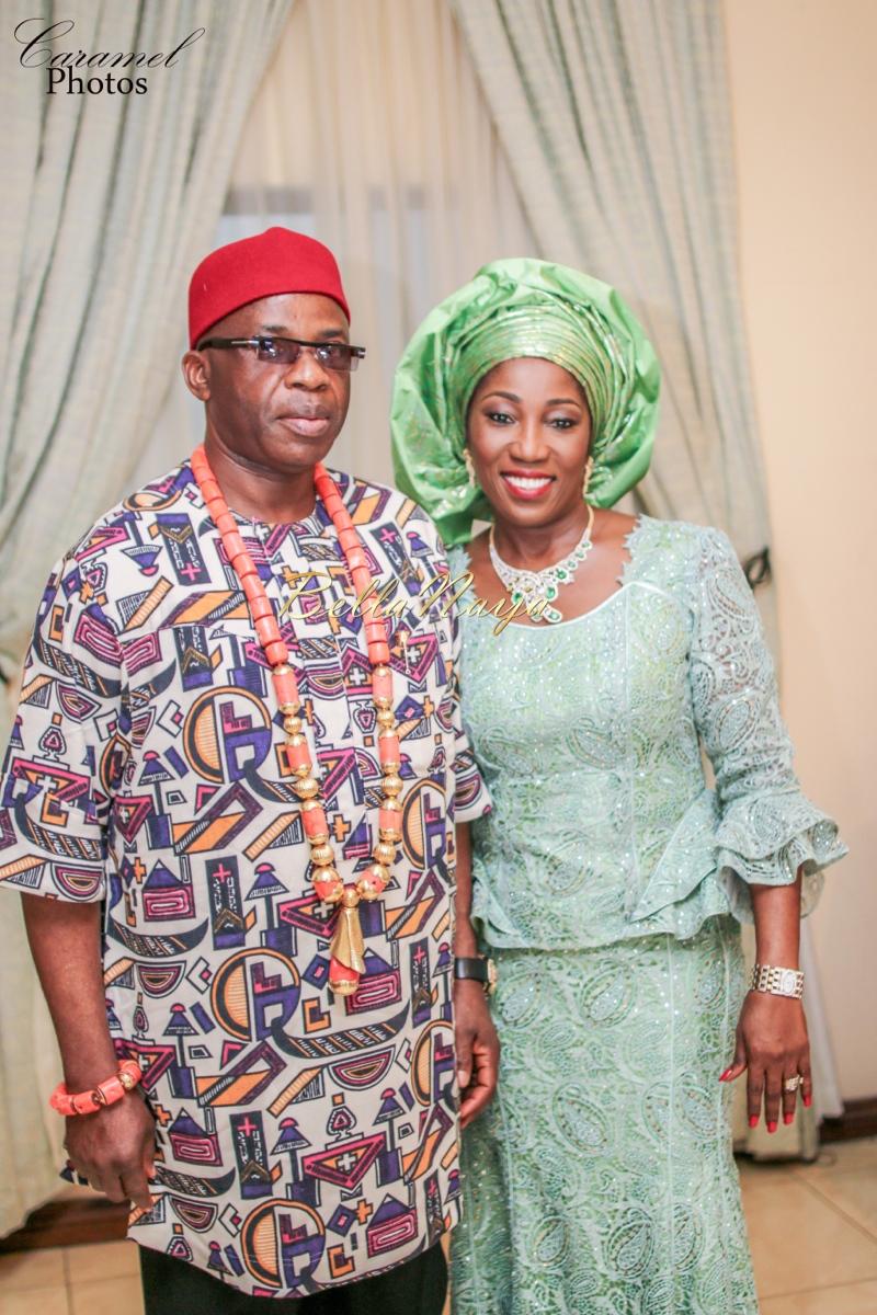Adanma Ohakim & Amaha Igbo Traditional Wedding in Imo State, Nigeria - December 2014 | BellaNaija.1 (31)
