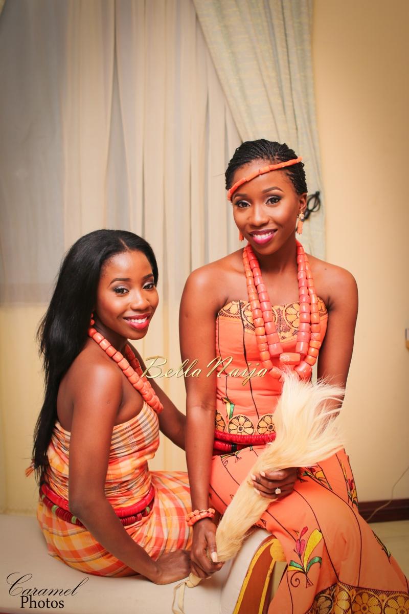 Adanma Ohakim & Amaha Igbo Traditional Wedding in Imo State, Nigeria - December 2014 | BellaNaija.1 (34)