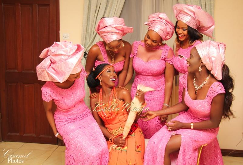 Adanma Ohakim & Amaha Igbo Traditional Wedding in Imo State, Nigeria - December 2014 | BellaNaija.1 (35)