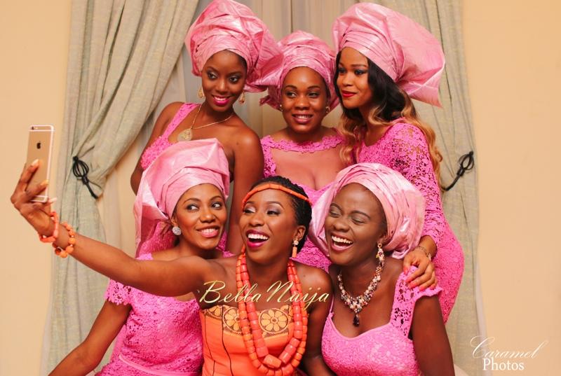 Adanma Ohakim & Amaha Igbo Traditional Wedding in Imo State, Nigeria - December 2014 | BellaNaija.1 (36)
