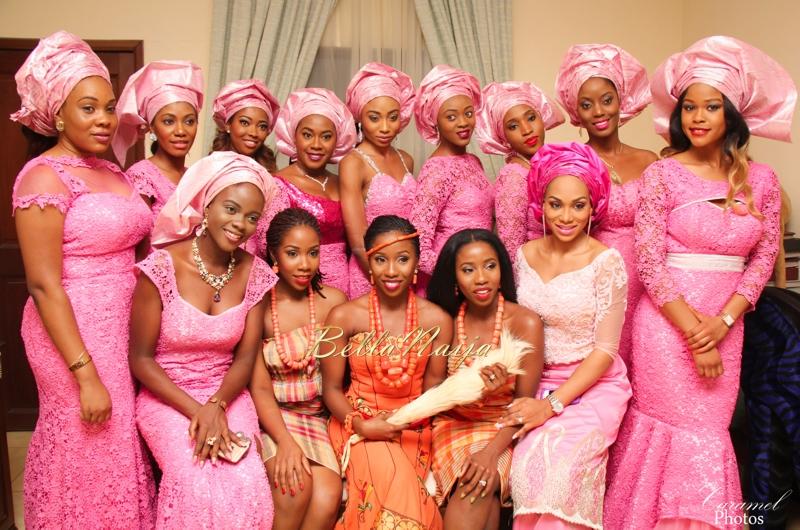 Adanma Ohakim & Amaha Igbo Traditional Wedding in Imo State, Nigeria - December 2014 | BellaNaija.1 (37)