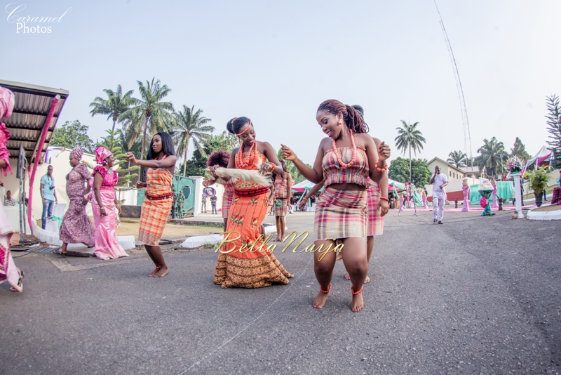 Adanma Ohakim & Amaha Igbo Traditional Wedding in Imo State, Nigeria - December 2014 | BellaNaija.1 (44)