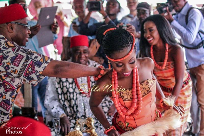 Adanma Ohakim & Amaha Igbo Traditional Wedding in Imo State, Nigeria - December 2014 | BellaNaija.1 (45)