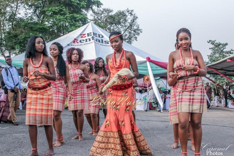 Adanma Ohakim & Amaha Igbo Traditional Wedding in Imo State, Nigeria - December 2014 | BellaNaija.1 (48)