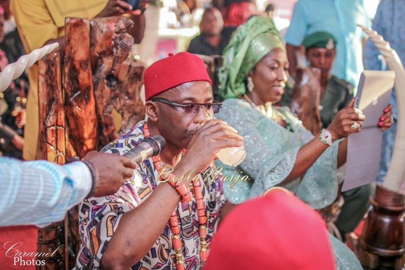 Adanma Ohakim & Amaha Igbo Traditional Wedding in Imo State, Nigeria - December 2014 | BellaNaija.1 (59)