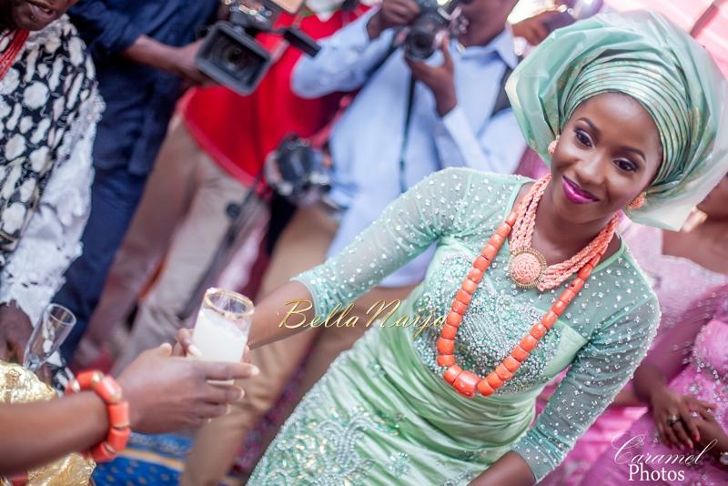 Adanma Ohakim & Amaha Igbo Traditional Wedding in Imo State, Nigeria - December 2014 | BellaNaija.1 (62)