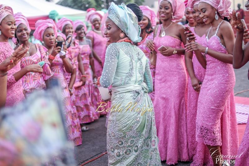 Adanma Ohakim & Amaha Igbo Traditional Wedding in Imo State, Nigeria - December 2014 | BellaNaija.1 (66)