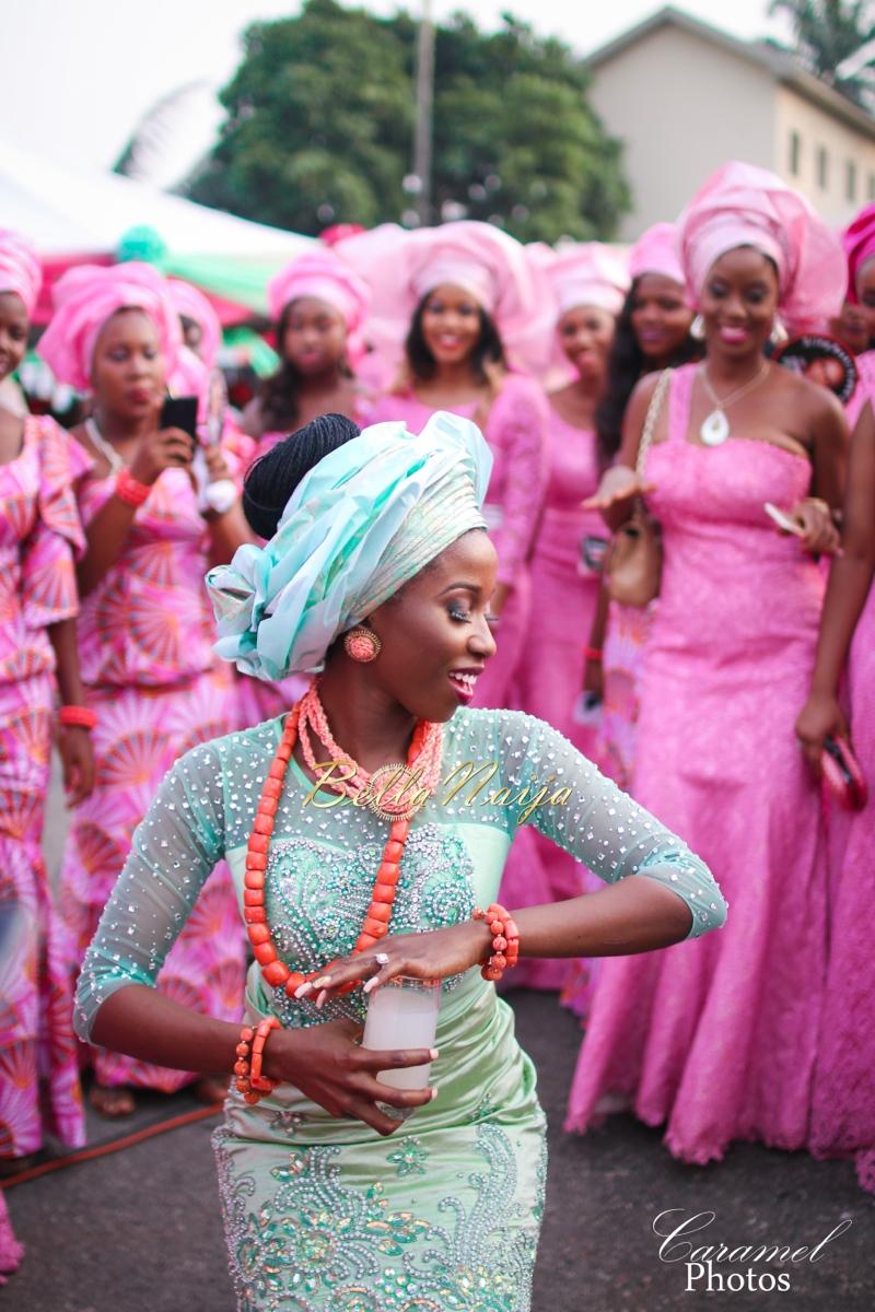Adanma Ohakim & Amaha Igbo Traditional Wedding in Imo State, Nigeria - December 2014 | BellaNaija.1 (69)