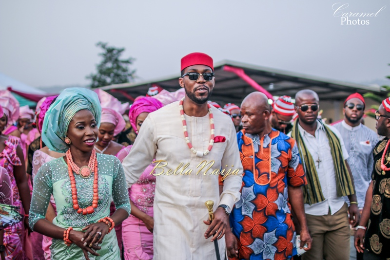 Adanma Ohakim & Amaha Igbo Traditional Wedding in Imo State, Nigeria - December 2014 | BellaNaija.1 (77)