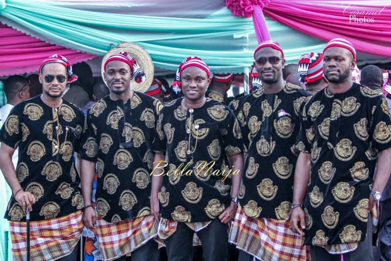 Adanma Ohakim & Amaha Igbo Traditional Wedding in Imo State, Nigeria - December 2014 | BellaNaija.1 (79)