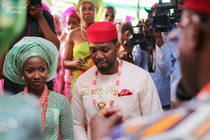 Adanma Ohakim & Amaha Igbo Traditional Wedding in Imo State, Nigeria - December 2014 | BellaNaija.82