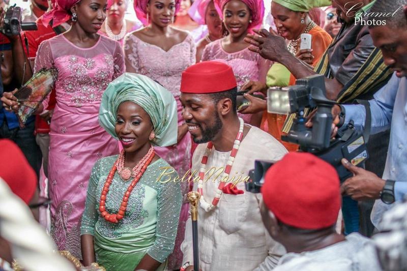 Adanma Ohakim & Amaha Igbo Traditional Wedding in Imo State, Nigeria - December 2014 | BellaNaija.83