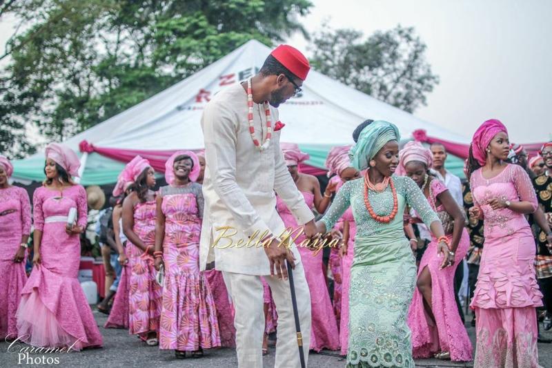 Adanma Ohakim & Amaha Igbo Traditional Wedding in Imo State, Nigeria - December 2014 | BellaNaija.84