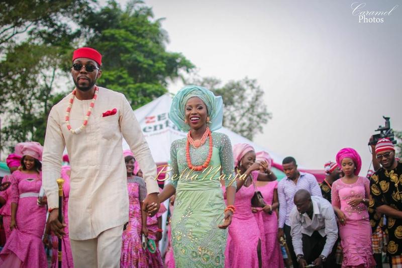 Adanma Ohakim & Amaha Igbo Traditional Wedding in Imo State, Nigeria - December 2014 | BellaNaija.85