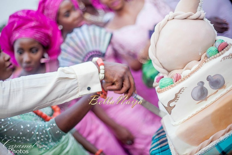 Adanma Ohakim & Amaha Igbo Traditional Wedding in Imo State, Nigeria - December 2014 | BellaNaija.86