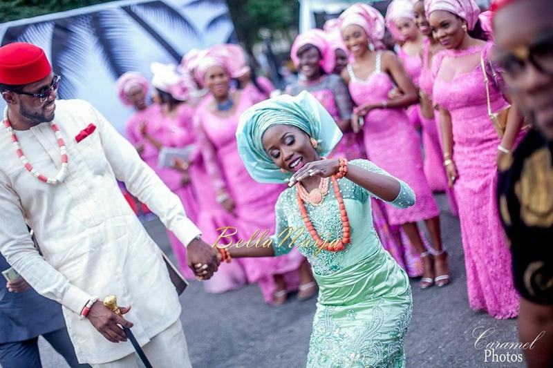 Adanma Ohakim & Amaha Igbo Traditional Wedding in Imo State, Nigeria - December 2014 | BellaNaija.88