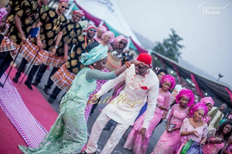 Adanma Ohakim & Amaha Igbo Traditional Wedding in Imo State, Nigeria - December 2014 | BellaNaija.89
