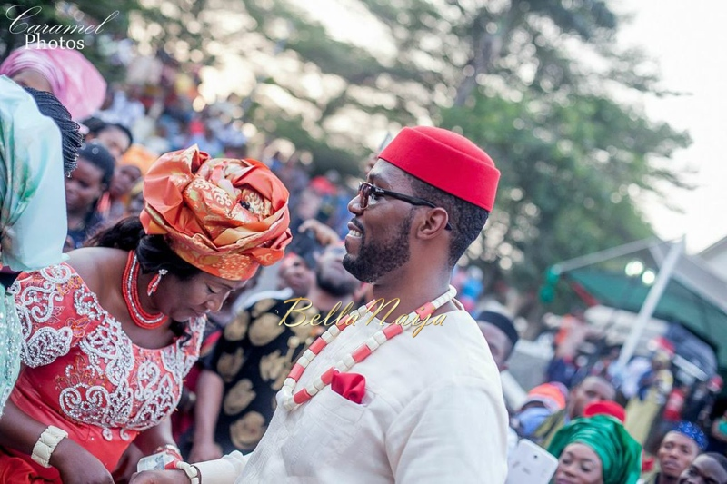Adanma Ohakim & Amaha Igbo Traditional Wedding in Imo State, Nigeria - December 2014 | BellaNaija.90
