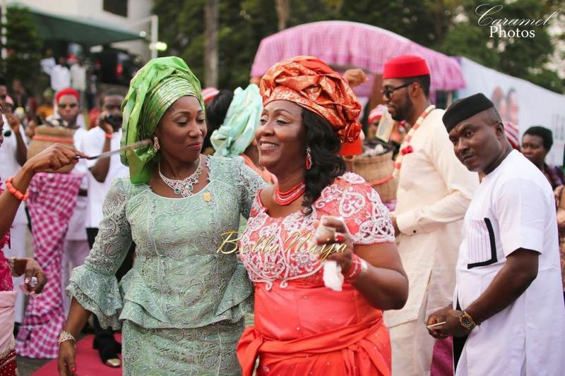 Adanma Ohakim & Amaha Igbo Traditional Wedding in Imo State, Nigeria - December 2014 | BellaNaija.92