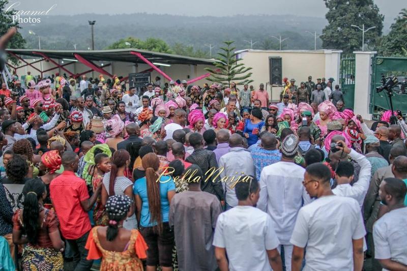 Adanma Ohakim & Amaha Igbo Traditional Wedding in Imo State, Nigeria - December 2014 | BellaNaija.95