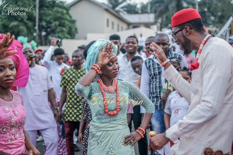 Adanma Ohakim & Amaha Igbo Traditional Wedding in Imo State, Nigeria - December 2014 | BellaNaija.96