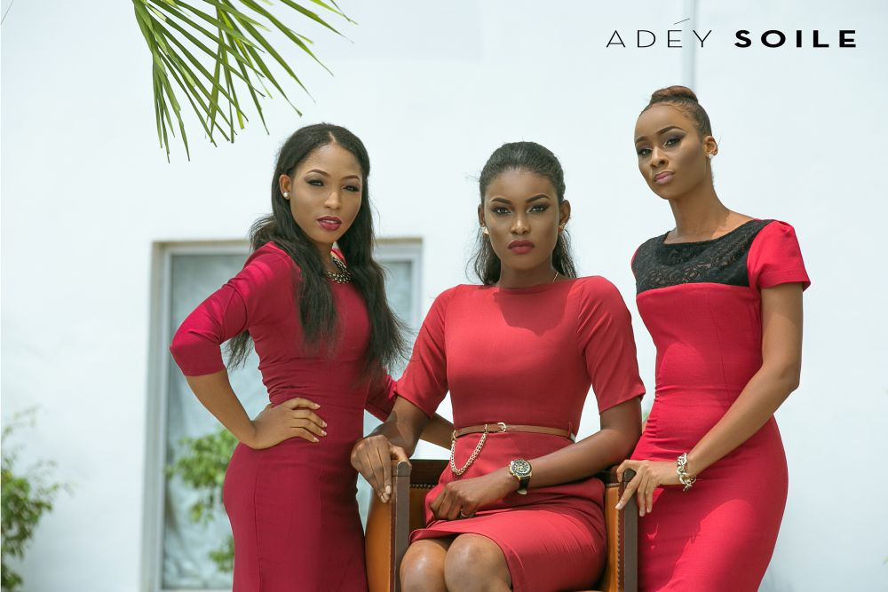 Adey Soile The Adey Woman Campaign Images - Bellanaija - January2015002