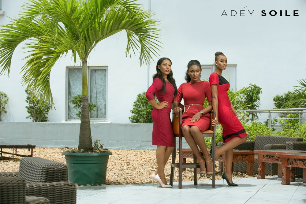 Adey Soile The Adey Woman Campaign Images - Bellanaija - January2015004