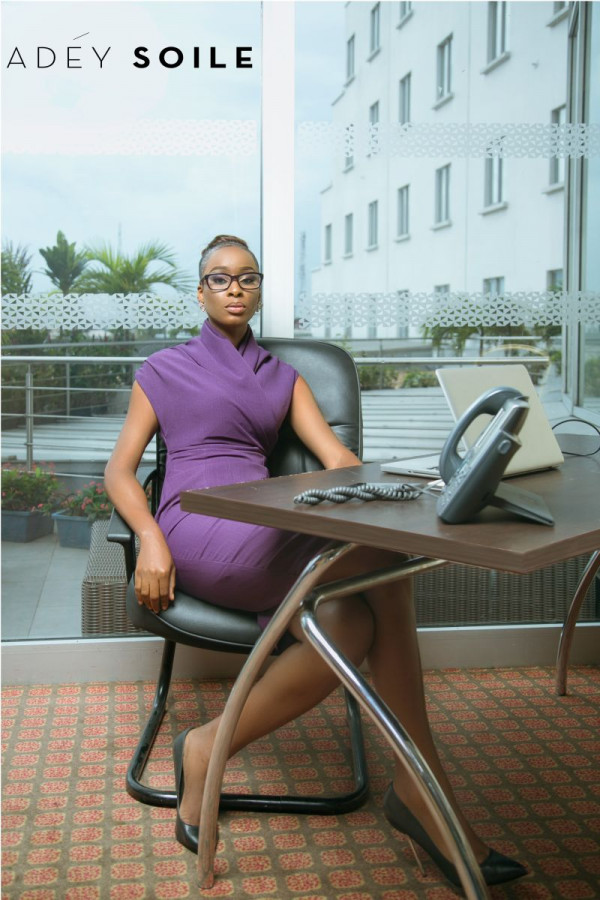 Adey Soile The Adey Woman Campaign Images - Bellanaija - January2015006