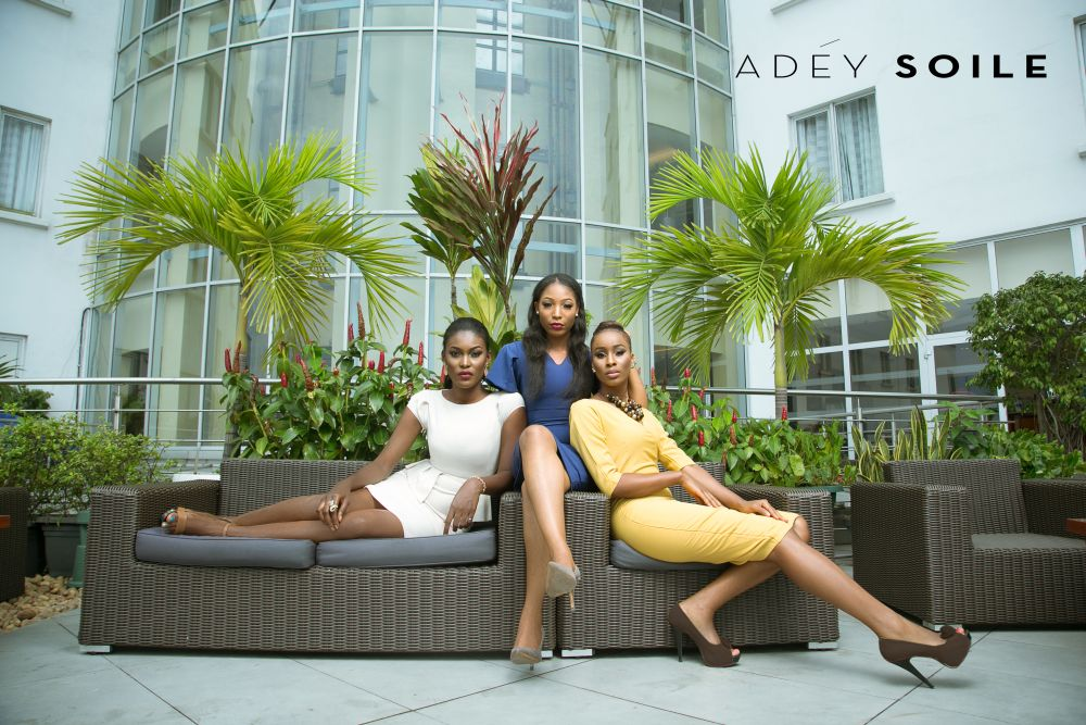 Adey Soile The Adey Woman Campaign Images - Bellanaija - January2015008