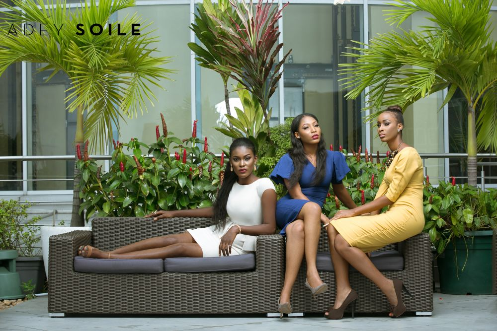 Adey Soile The Adey Woman Campaign Images - Bellanaija - January2015009