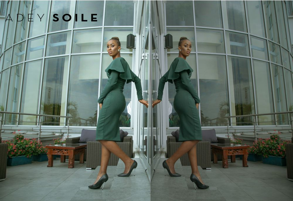Adey Soile The Adey Woman Campaign Images - Bellanaija - January2015010