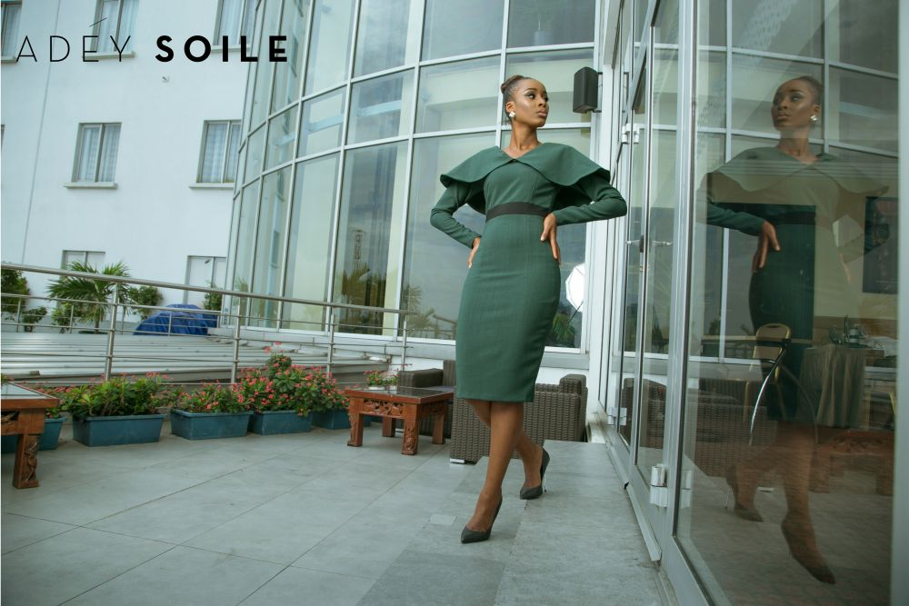 Adey Soile The Adey Woman Campaign Images - Bellanaija - January2015011