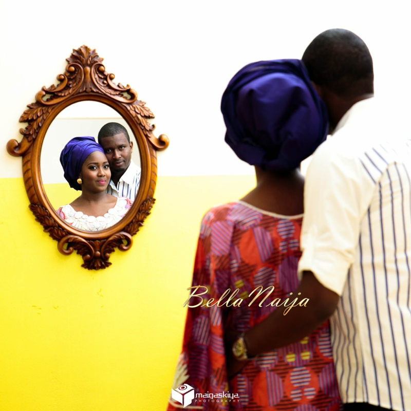 Aisha Ghazzali Mohammed & Abdulhameed Musa Jada Pre-Wedding Photo Shoot | Maigaskiya Photography | BellaNaija.-2
