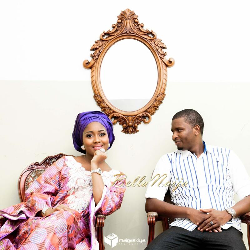 Aisha Ghazzali Mohammed & Abdulhameed Musa Jada Pre-Wedding Photo Shoot | Maigaskiya Photography | BellaNaija.-4