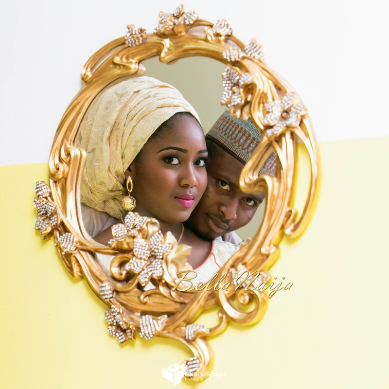 Aisha Ghazzali Mohammed & Abdulhameed Musa Jada Pre-Wedding Photo Shoot | Maigaskiya Photography | BellaNaija.-5