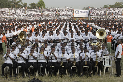 Akwaibom choir