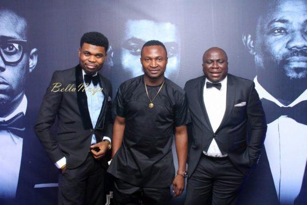 Omo Baba, Funny Bone & Gbenga Adeyinka