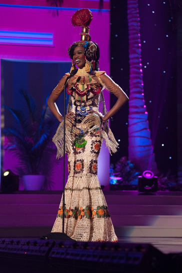 Picture Of National Dress Miss South Africa 30