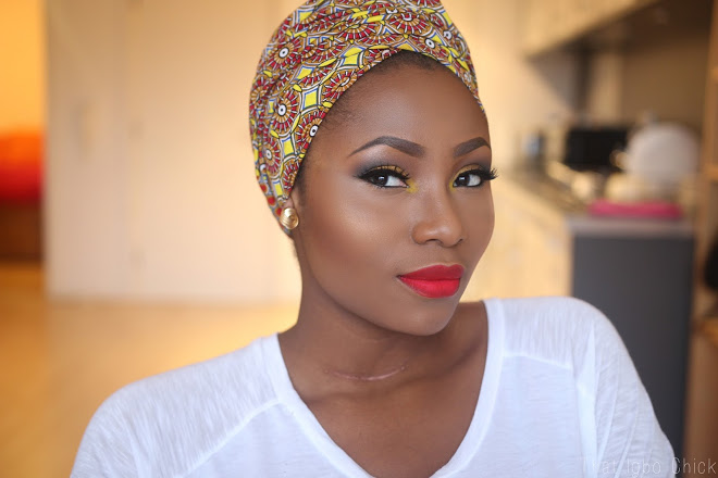 BN Beauty ThatIgboChick Makeup Tutorial - BellaNaija - January2015002