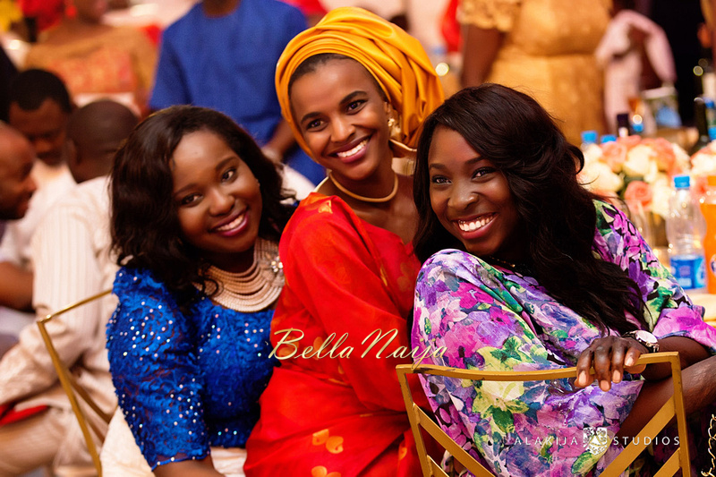 Bee and Kabir's Abuja Wedding | Alakija Studios | Oaken Events | BellaNaija Weddings 2015.101
