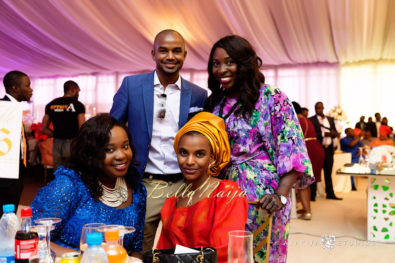 Bee and Kabir's Abuja Wedding | Alakija Studios | Oaken Events | BellaNaija Weddings 2015.102