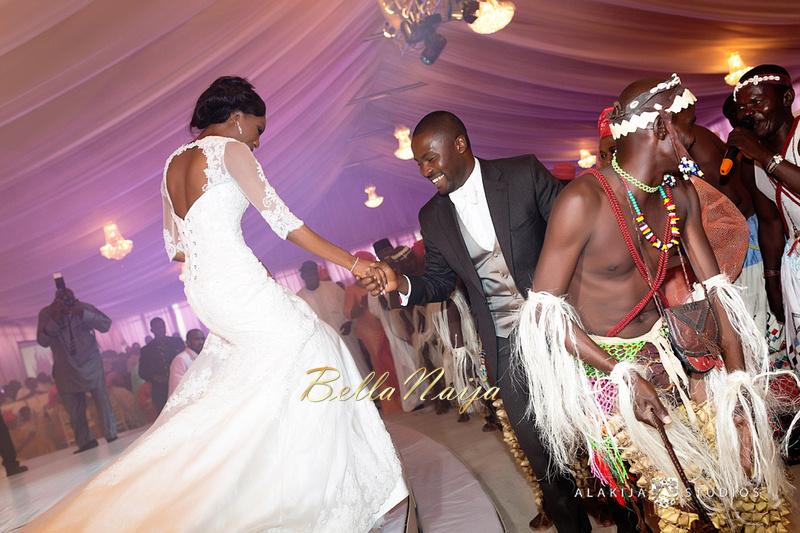 Bee and Kabir's Abuja Wedding | Alakija Studios | Oaken Events | BellaNaija Weddings 2015.103