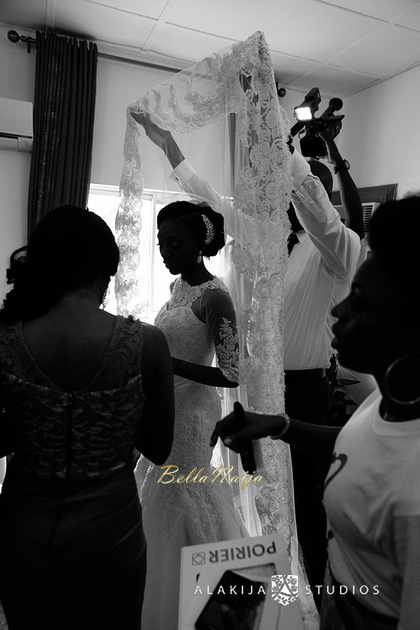 Bee and Kabir's Abuja Wedding | Alakija Studios | Oaken Events | BellaNaija Weddings 2015.12