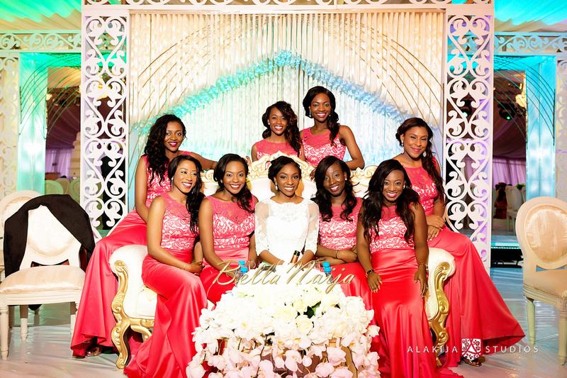 Bee and Kabir's Abuja Wedding | Alakija Studios | Oaken Events | BellaNaija Weddings 2015.132