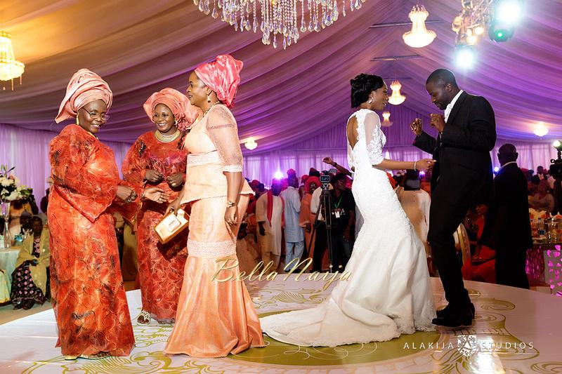 Bee and Kabir's Abuja Wedding | Alakija Studios | Oaken Events | BellaNaija Weddings 2015.133c