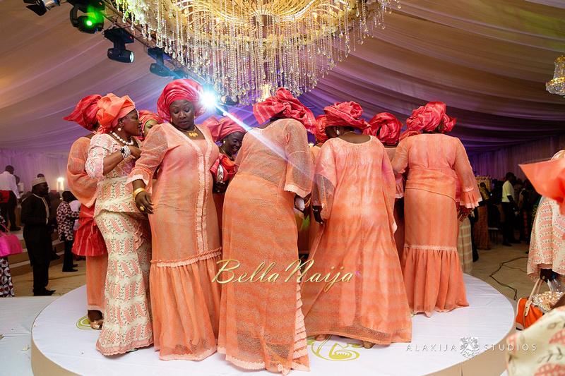 Bee and Kabir's Abuja Wedding | Alakija Studios | Oaken Events | BellaNaija Weddings 2015.133d
