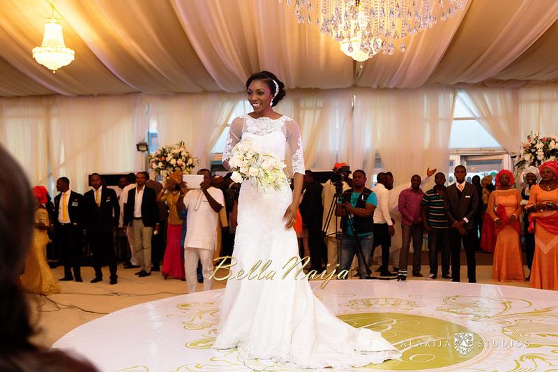 Bee and Kabir's Abuja Wedding | Alakija Studios | Oaken Events | BellaNaija Weddings 2015.142